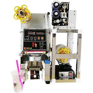 date  printer for cup/tray sealing machine