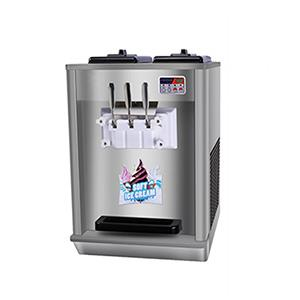 soft ice cream machine table style