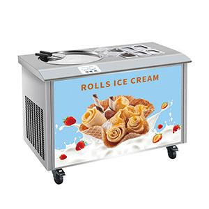 fried ice cream machine with GN container