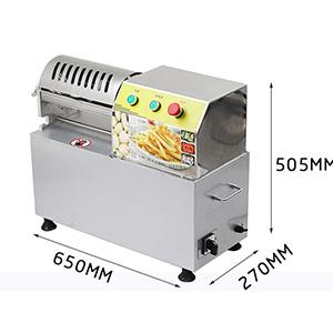 high efficiency  eletrical french fries cutter