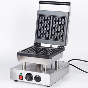 Single Plate Square Waffle Maker